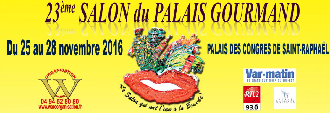 salon du goût Saint Raphael 2016